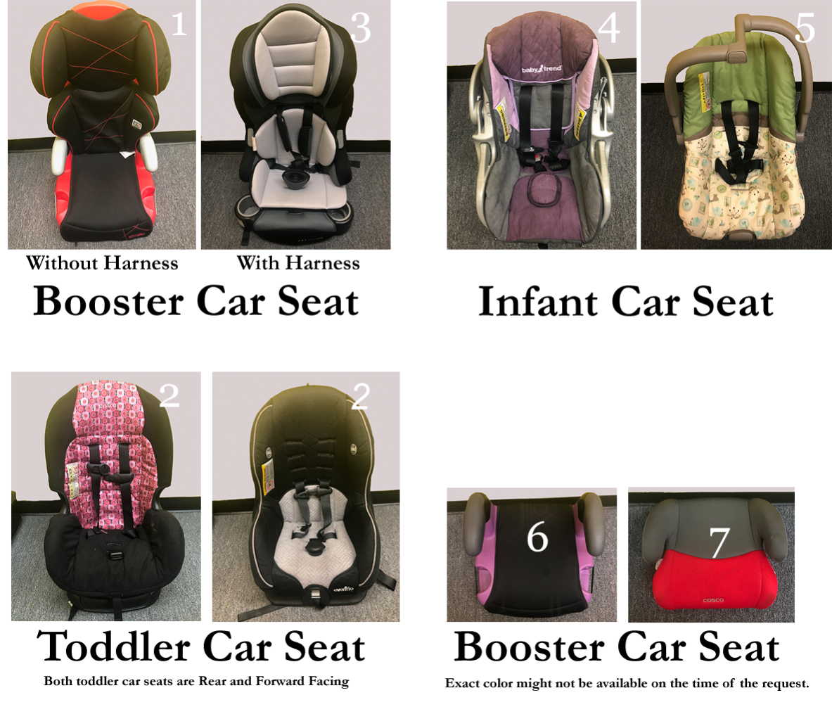 Child Car Seat Service Los Angeles Lax Vip Transport